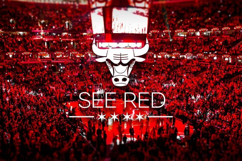 Chicago Bulls Logo Wallpapers.
