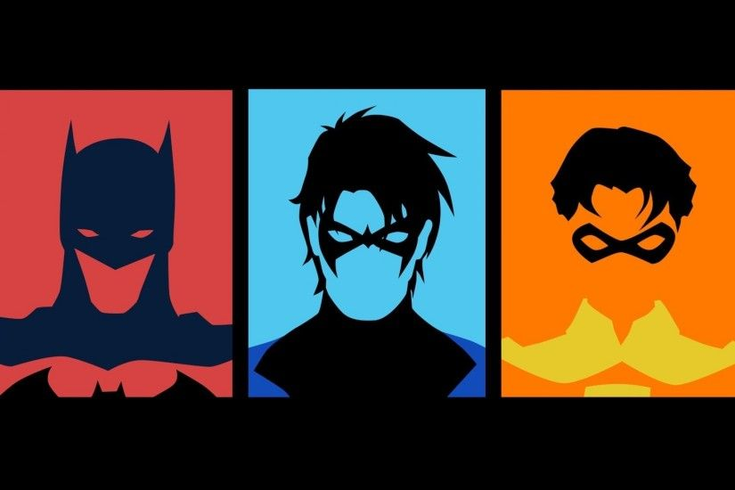 Batman, DC Comics, Nightwing, Robin (character) Wallpapers HD / Desktop and  Mobile Backgrounds