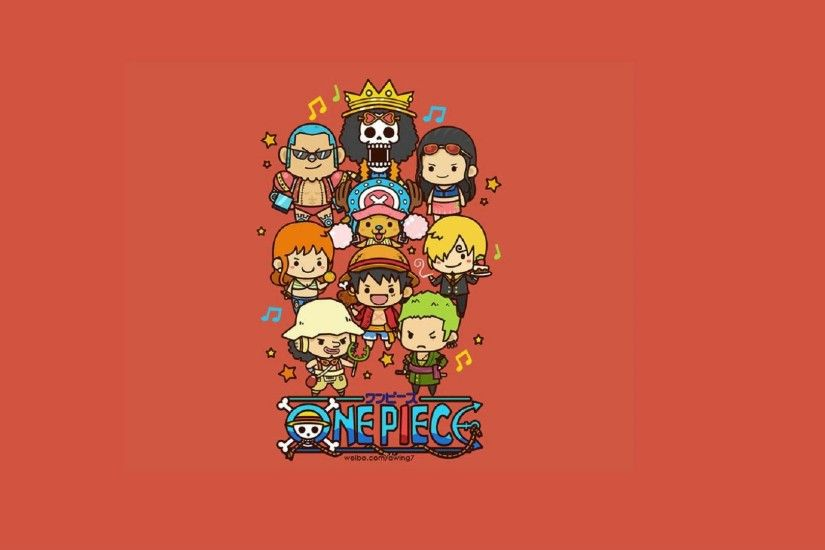 One Piece Wallpaper New World 23D Push Your Hope