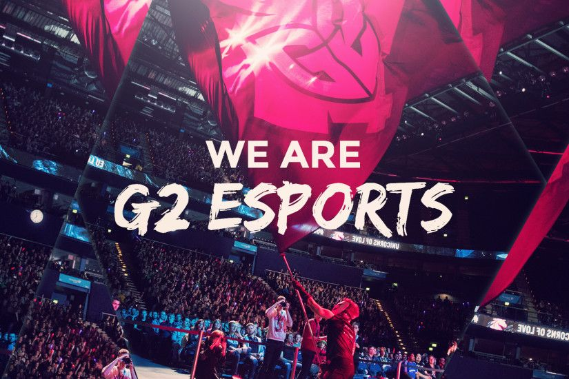 We Are G2 Esports Wallpaper