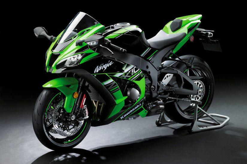 Kawasaki Ninja 300 KRT Edition Images 3