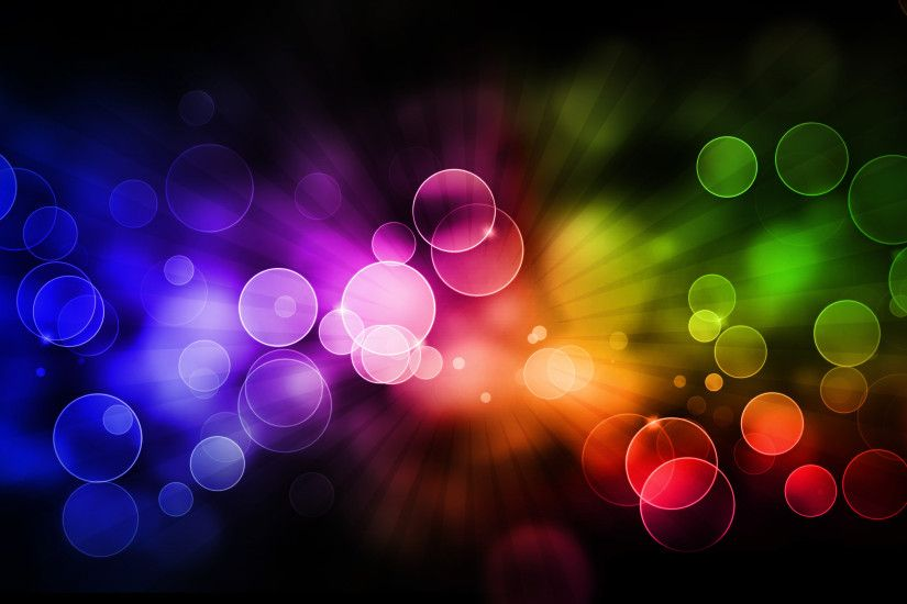 HD Wallpaper and background photos of Rainbow Colour Wallpaper for fans of  Colors images.
