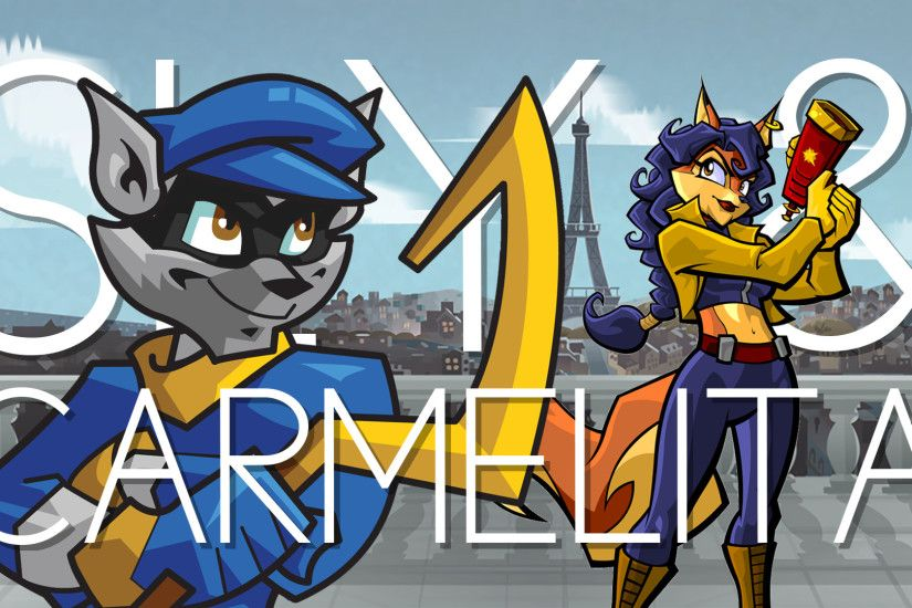 Card Sly Cooper and Carmelita Fox.png