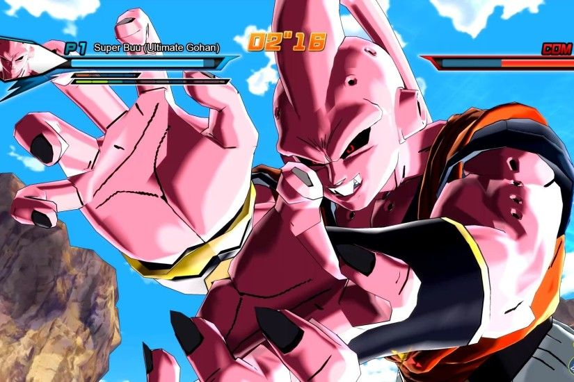 Dragon Ball Xenoverse (PC): Super Buu (Ultimate Gohan) Vs Vegito  [MOD]【60FPS 1080P】 - YouTube