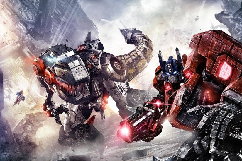 Transformers Fall of Cybertron Wallpapers | HD Wallpapers
