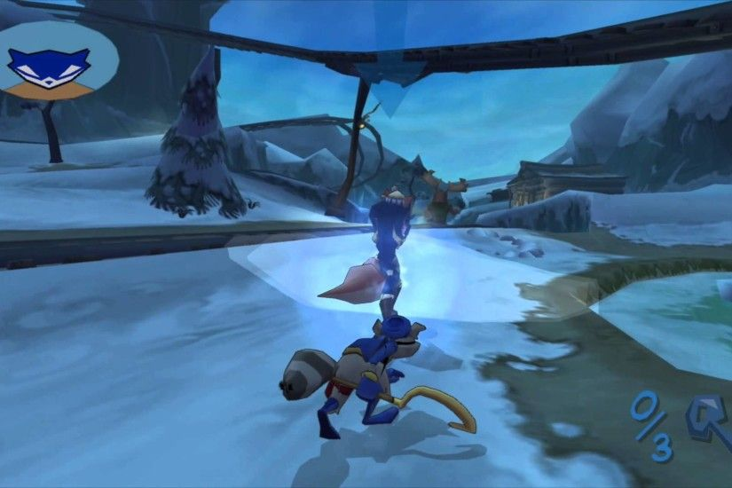 Sly 2: Band of Thieves 100% - #53 - He Who Tames the Iron Horse - A Friend  in Need