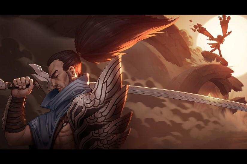 yasuo wallpaper 1920x1080 4k