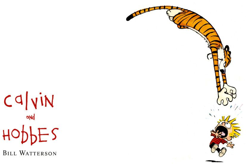 28 Hi-Def Calvin and Hobbes Wallpapers