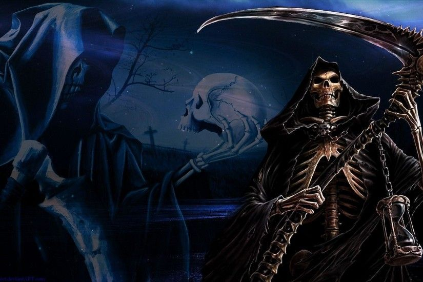 158 Grim Reaper Wallpapers | Grim Reaper Backgrounds Page 4