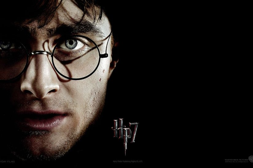 Download Harry Potter Wallpaper HP7 Full Size