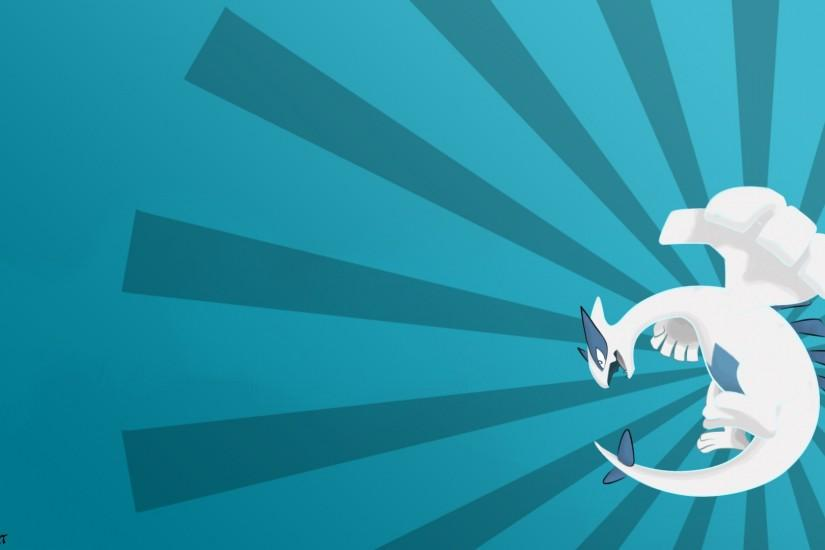 ... Wallpapers Lugia Widescreen