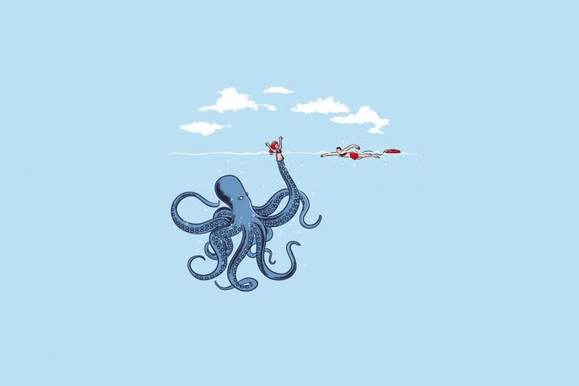 Octopus Image.