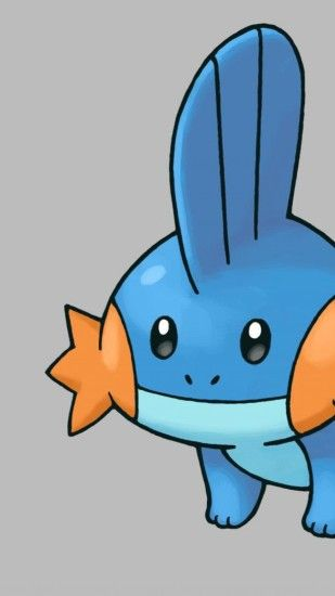 Pokemon Mudkip Wallpaper