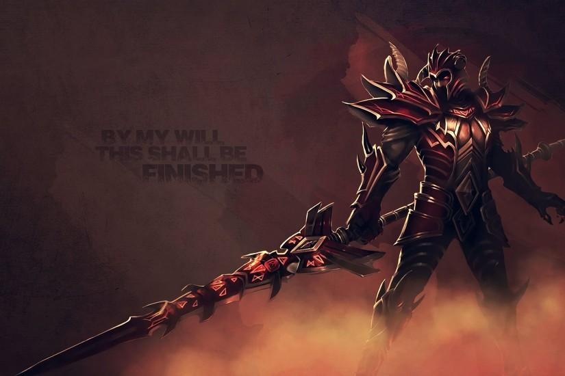 Dragon Slayer Jarvan iv FullHD Wallpaper