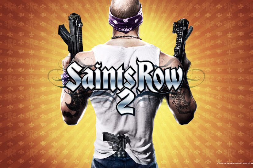 Saints Row 2 | Fondo Saints Row 2 de Pantalla y Escritorio - Wallpaper  gratis .
