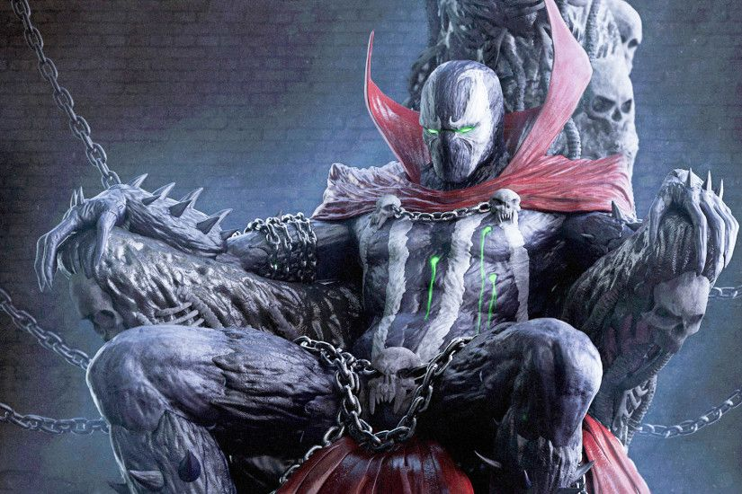 V.252: Spawn Wallpapers, HD Images of Spawn, Ultra HD 4K Spawn ...