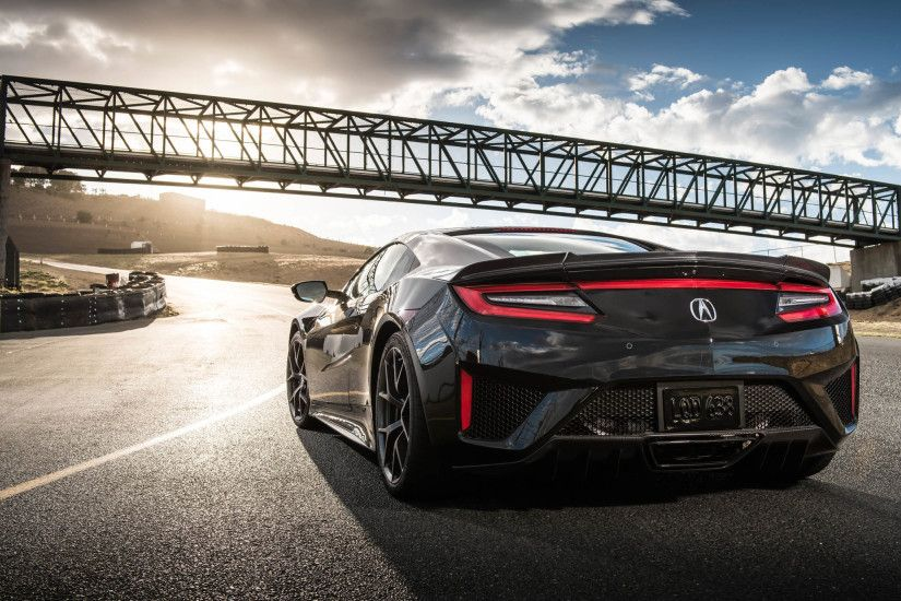 911 Syndrome: Acura NSX May Add Convertible, Type R Variants