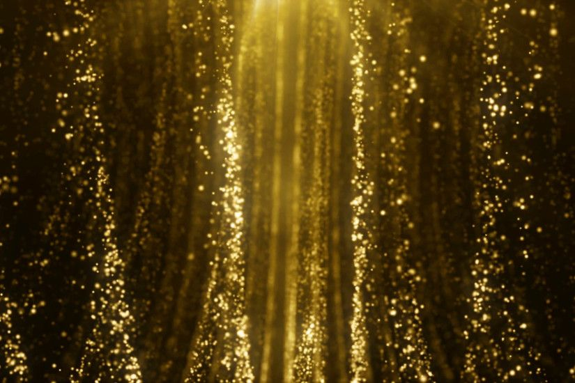 Particles Gold Glitter Bokeh Award Dust Abstract Background Loop 72 Motion  Background - VideoBlocks