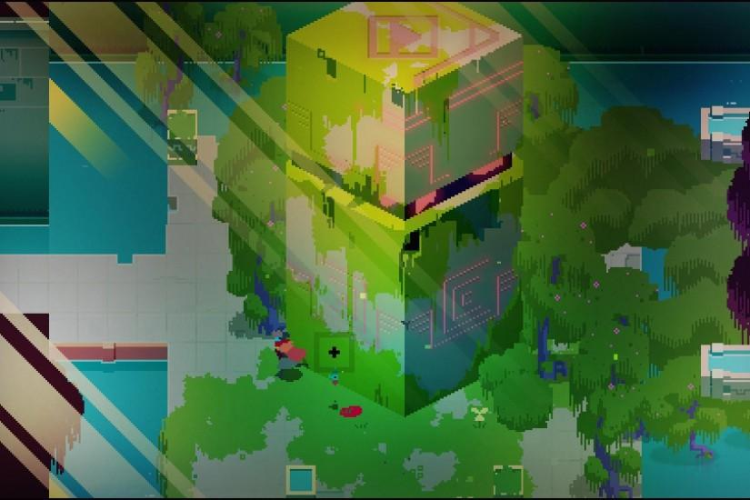 Hyper Light Drifter's primary drawback is, ironically, found in the same  visuals that make it such a vibrant success. Its pixel art is a wonder, ...
