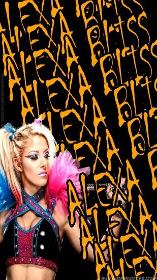 Alexa Bliss Halloween 2017 HD Wallpaper! – Page 6 – RumblingRumors