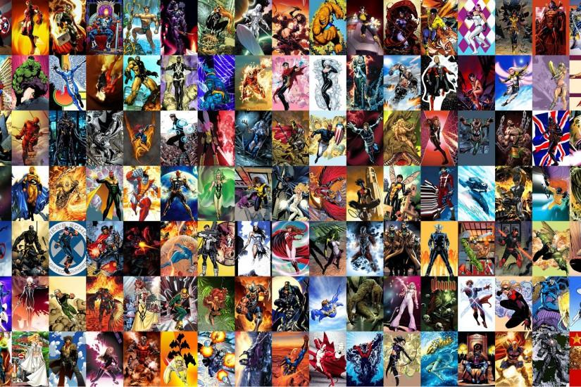 Net; comic wallpaper ...