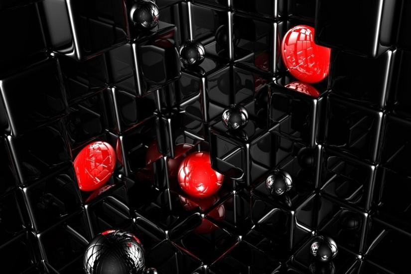 full size black and red background 1920x1200 computer