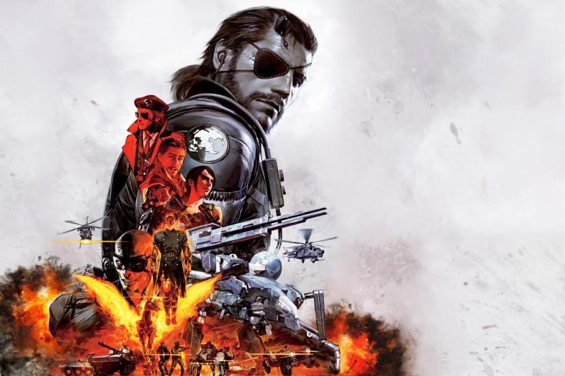 most popular mgsv wallpaper 1920x1080 for android tablet