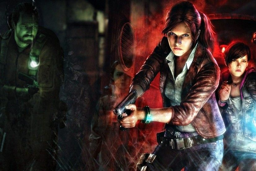 7 Resident Evil: Revelations 2 HD Wallpapers | Backgrounds - Wallpaper Abyss