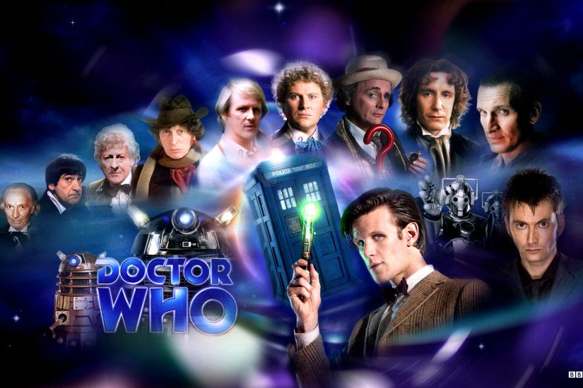 ... Doctor Who - All Doctors by 1darthvader