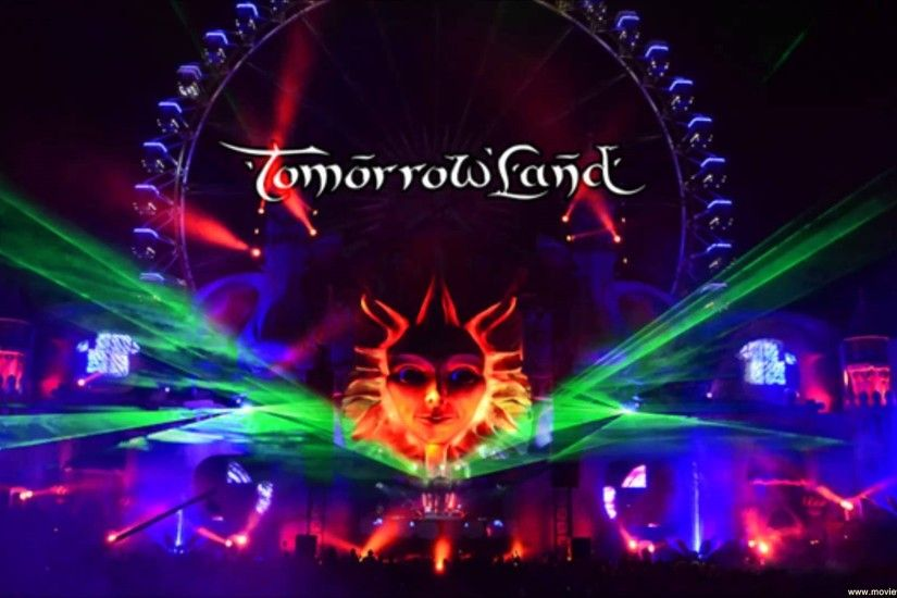 TomorrowLand 2015 Movie Poster HD Wallpaper