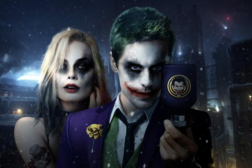 Suicide Squad Movie HD Wallpapers