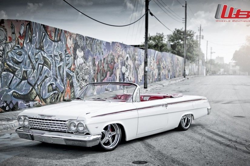 Vehicles - Lowrider Chevrolet Wallpaper