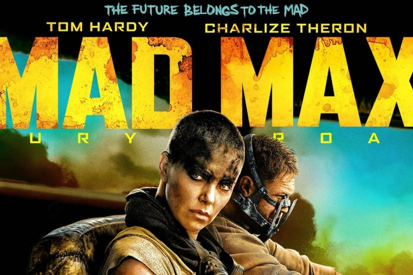 MAD MAX FURY ROAD sci-fi futuristic action fighting adventure 1mad-max  apocalyptic road warrior poster wallpaper | 1920x1080 | 666144 | WallpaperUP