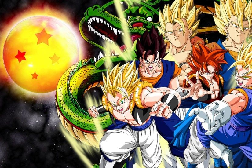 Dragon Ball Z Goku New Evolution Wallpaper HD #4471 Wallpaper .