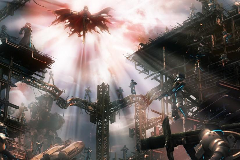 download free final fantasy 7 wallpaper 1920x1080 for iphone 5s