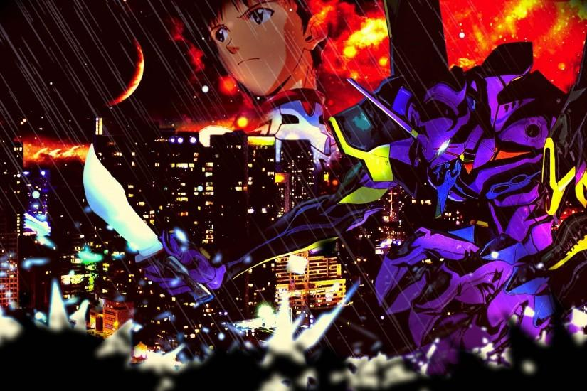 evangelion wallpaper 1920x1080 for windows 7