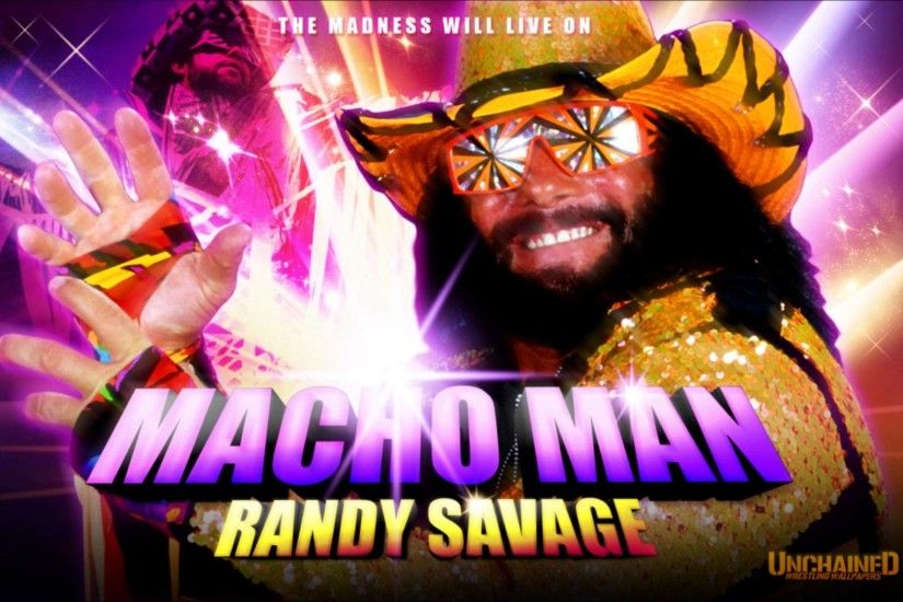 'Macho Man' Randy Savage - Pomp And Circumstance (Arena Effects)
