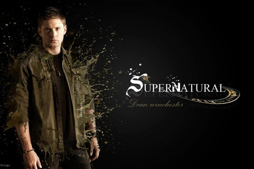 supernatural dean - Supernatural Wallpaper (15631084) - Fanpop