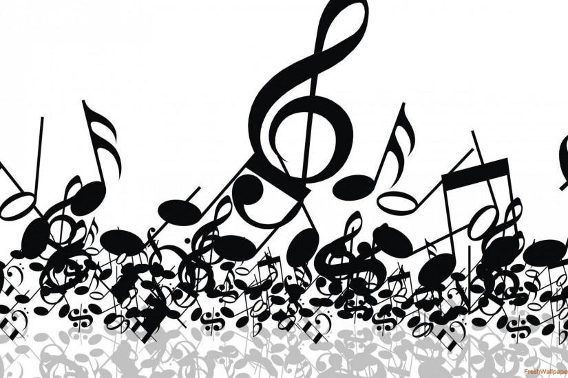 beautiful music notes wallpaper 2560x1600 for android