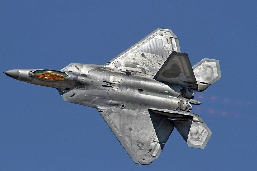 Aircraft F-22 Raptor Military