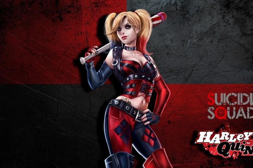 Suicide Squad 2016 Movie wallpaper – Harley Quinn | HD Wallpapers .
