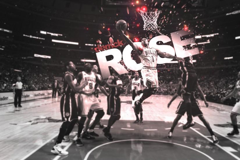 ... Derrick Rose Wallpaper by Ritz by RITZgraphicArt