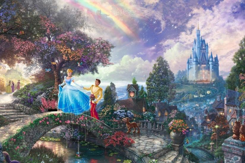 Cinderella And Prince Charming Wallpaper ...