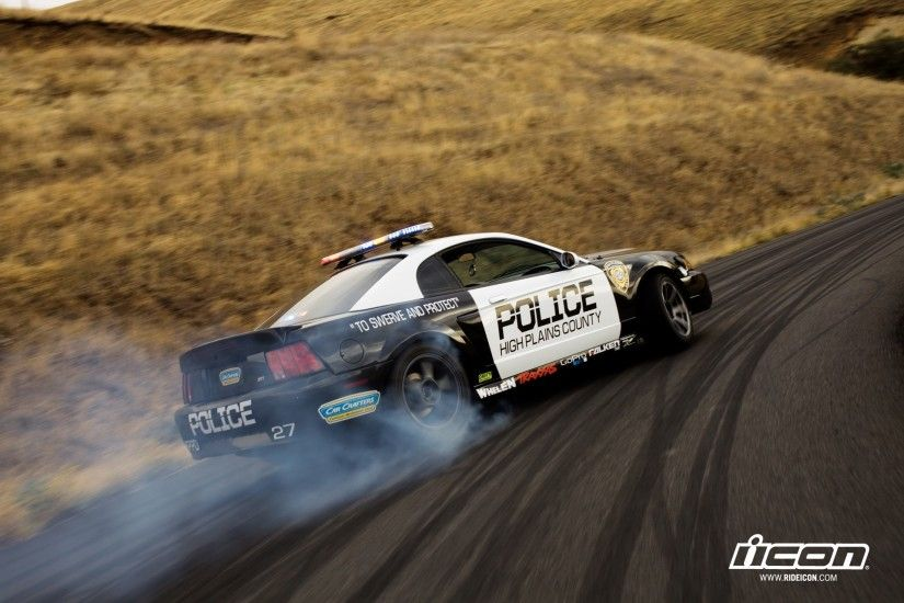 car, Muscle Cars, Drift, Pursuit, Icon, Police, Police Cars Wallpaper HD