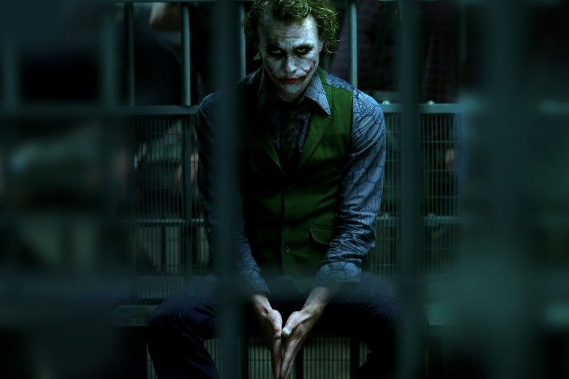Joker Batman Heath Ledger