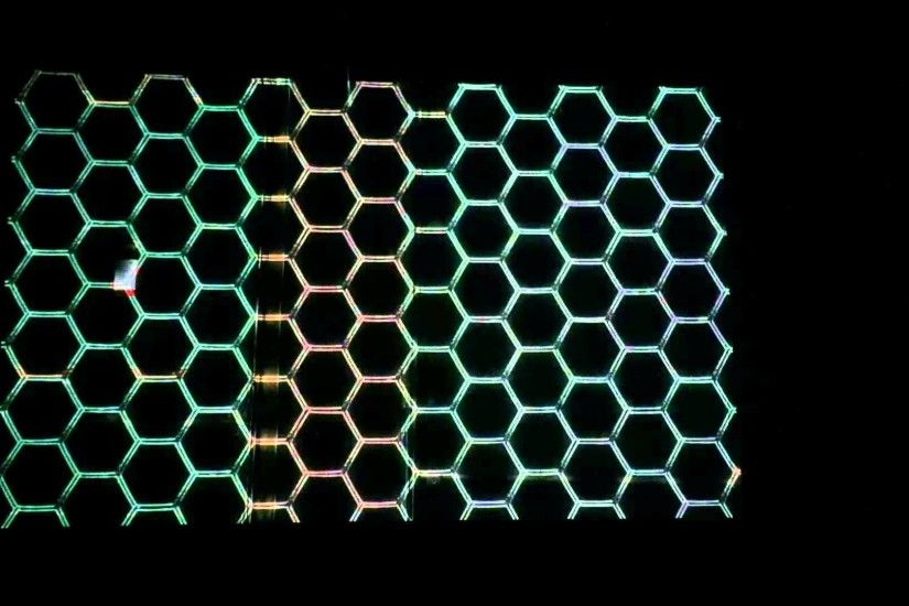 Hexagon Grid Projection Test #2