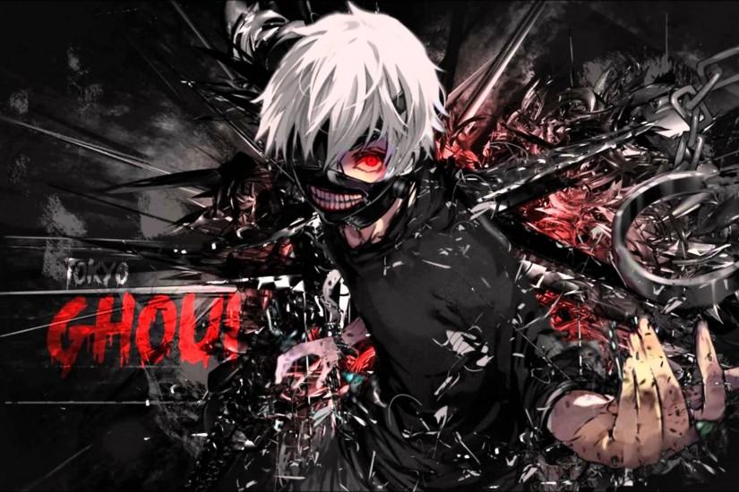 widescreen tokyo ghoul background 1920x1080 for ipad pro