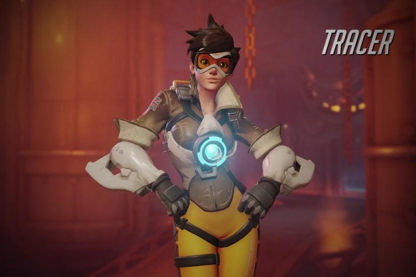 free download overwatch tracer wallpaper 1920x1080 windows