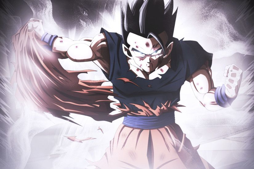 ... ULTIMATE GOHAN IS BACK ! by Azer0xHD