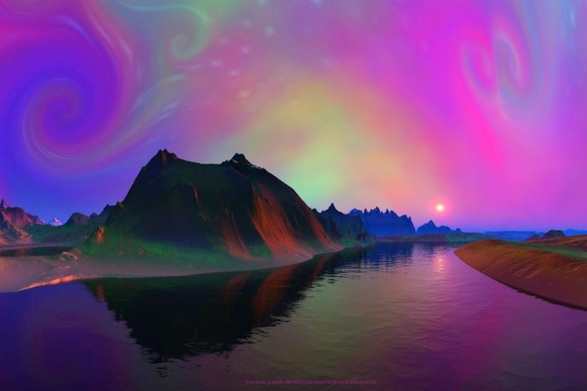 Psychedelic Desktop Backgrounds Wallpaper 268787